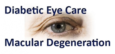 Diabetic Eye Care and Macular Degeneration